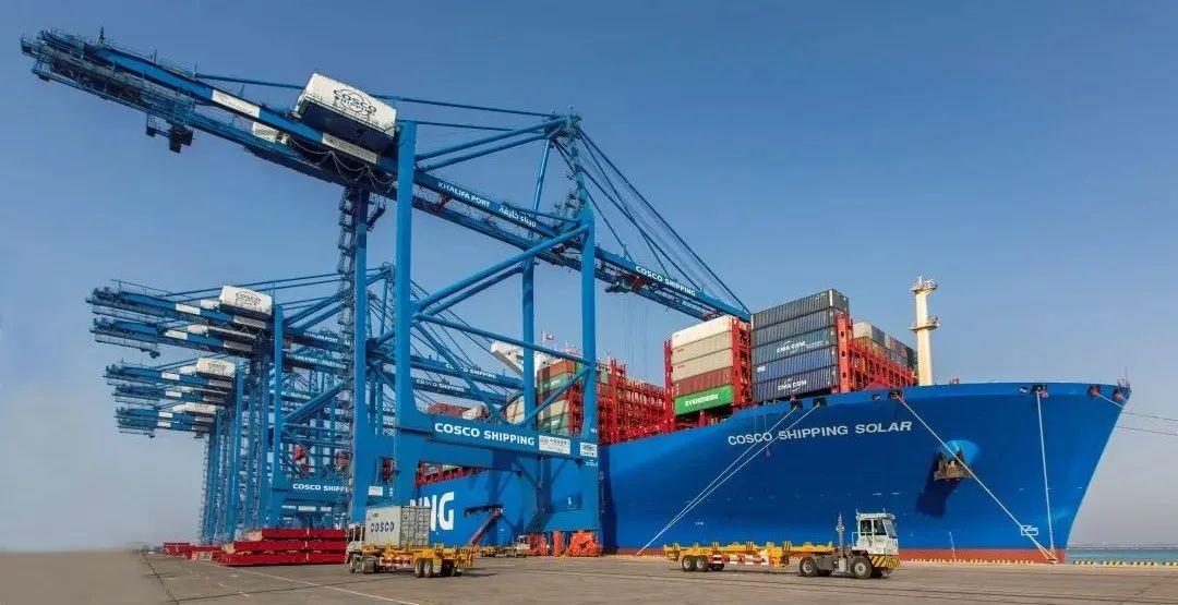 中远海运港口2019年收入增长2.7%,将寻找机会收购海外码头