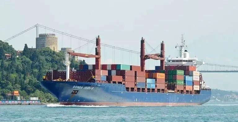 阳明集装箱船在土耳其被扣押一个月后被释放,并宣布共同海损