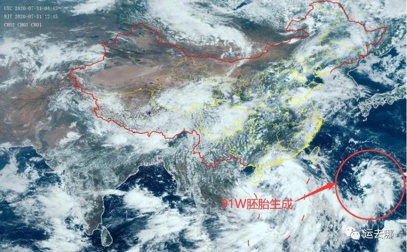 71年来首次7月无台风,但8月正式开启台风模式